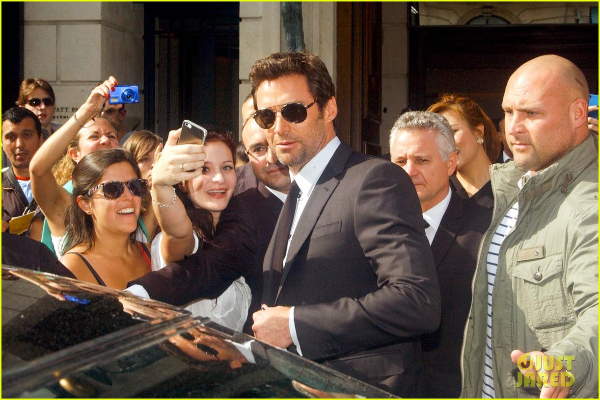 hugh jackman my wife my kids are what matters to me 132960993