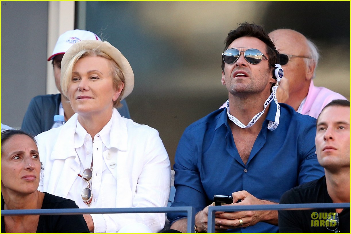 hugh jackman jesse metcalfe us open womens final 09