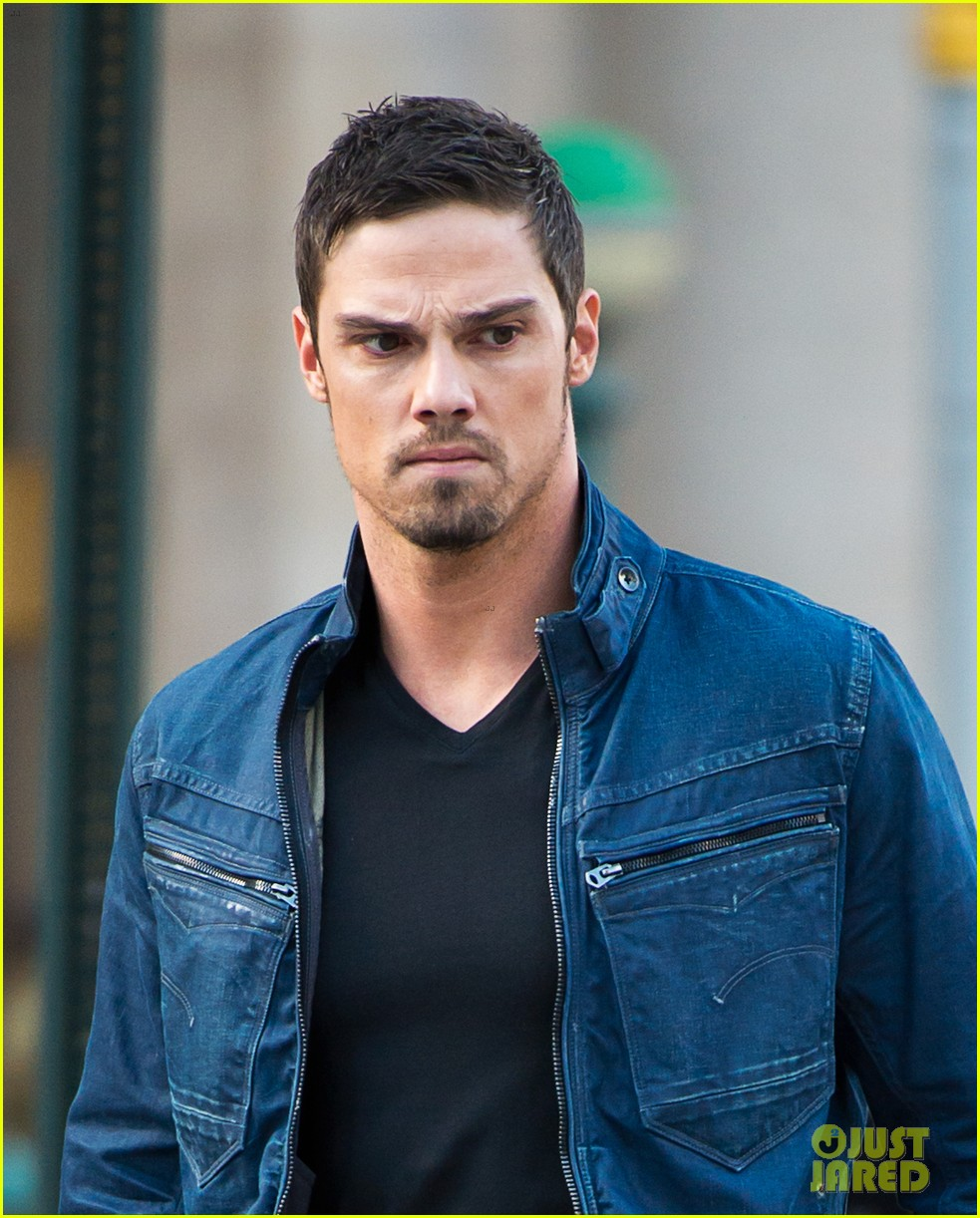 jay ryan kristin kreuk film beauty and the beast in nyc 022952791