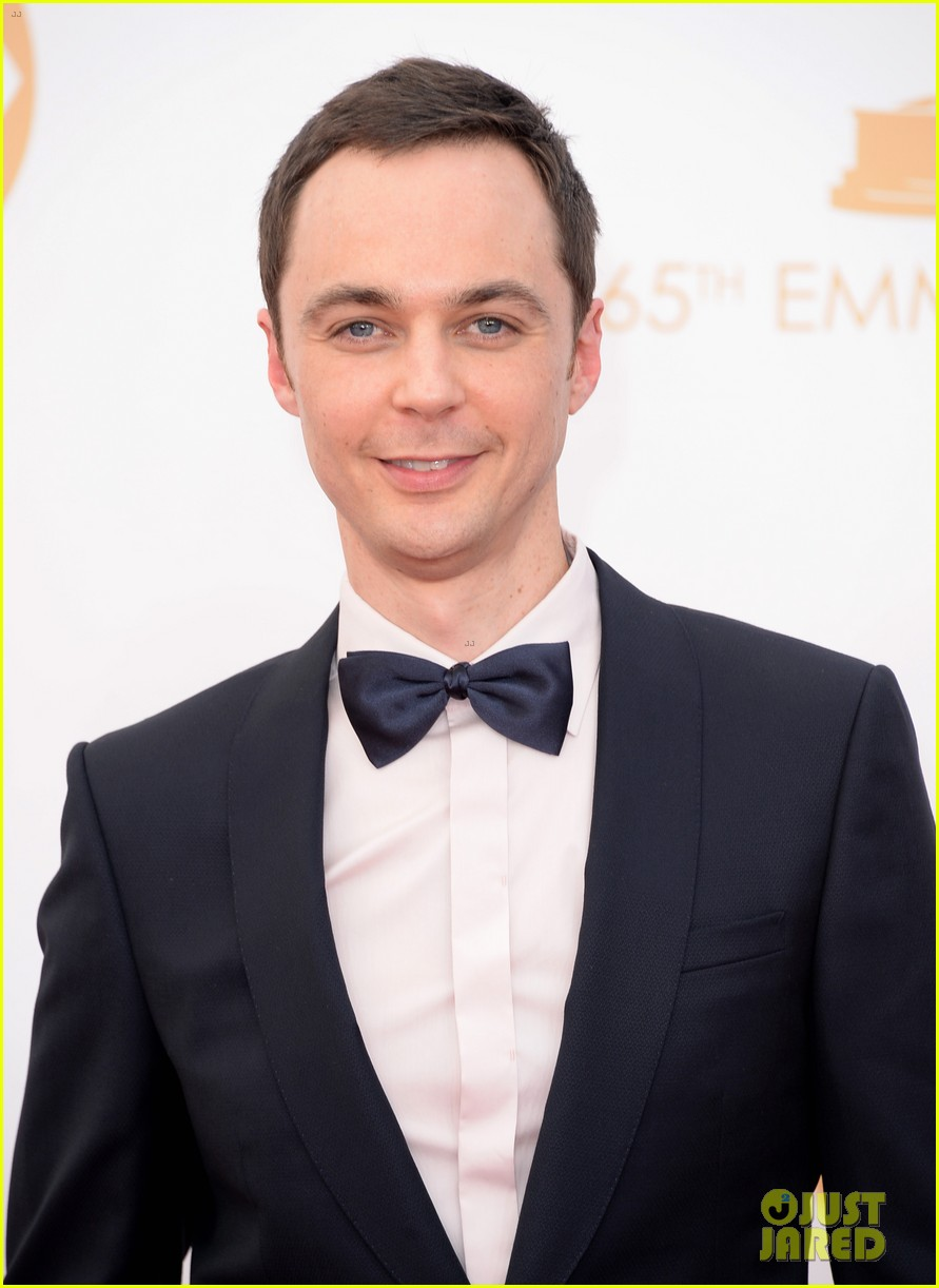 jim parsons emmys 2013 red carpet 052958226