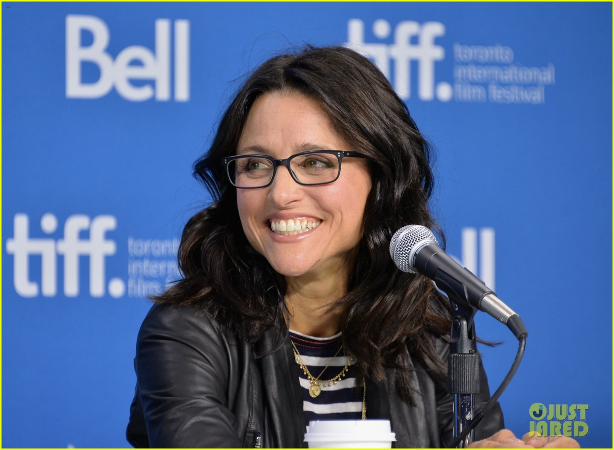 julia louis dreyfus enough said tiff press conference 062947339