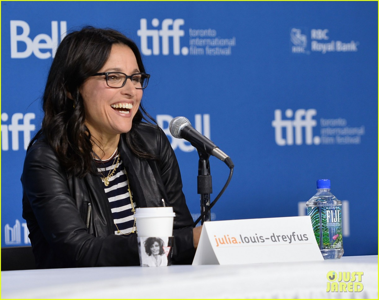 julia louis dreyfus enough said tiff press conference 16