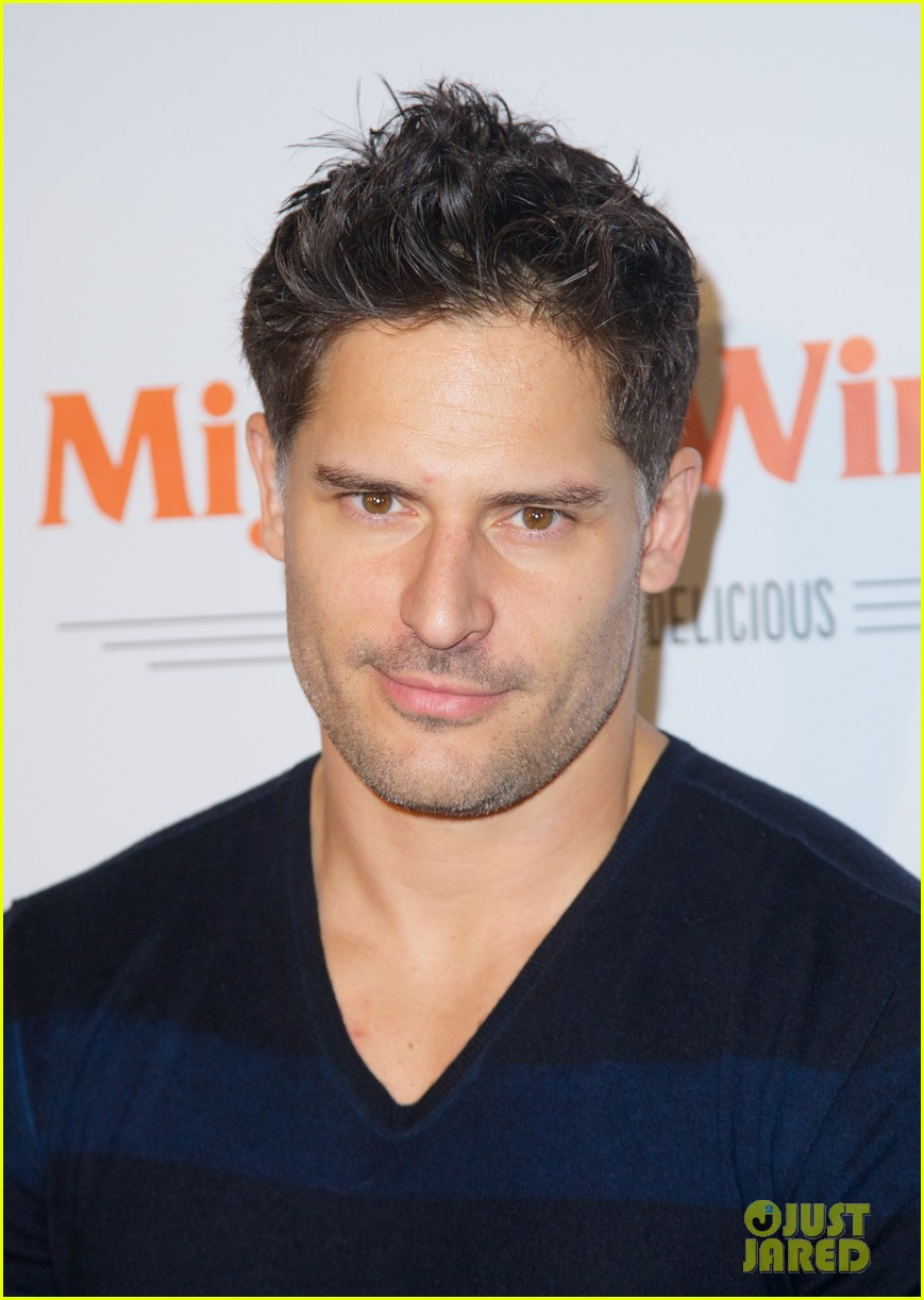 joe manganiello mcdonalds mighty wings launch 032953110