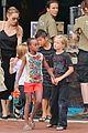 angelina jolie kids visit the sydney aquarium 07