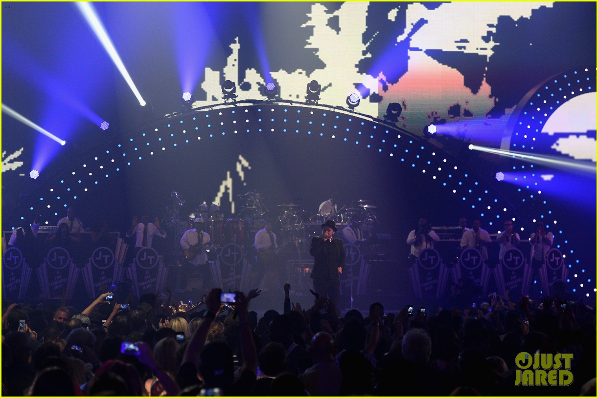 justin timberlake debuts two new songs iheartradio watch 272957365