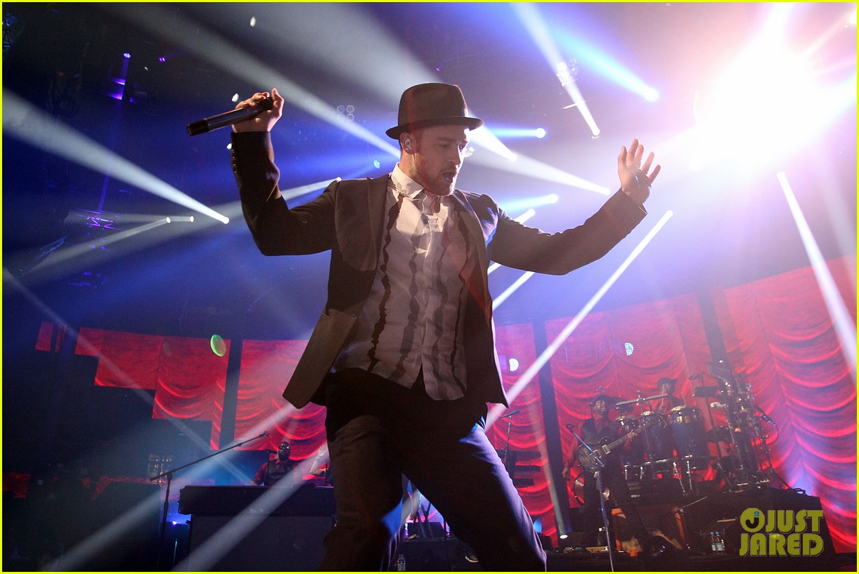 justin timberlake performs itunes music festival 2013 04