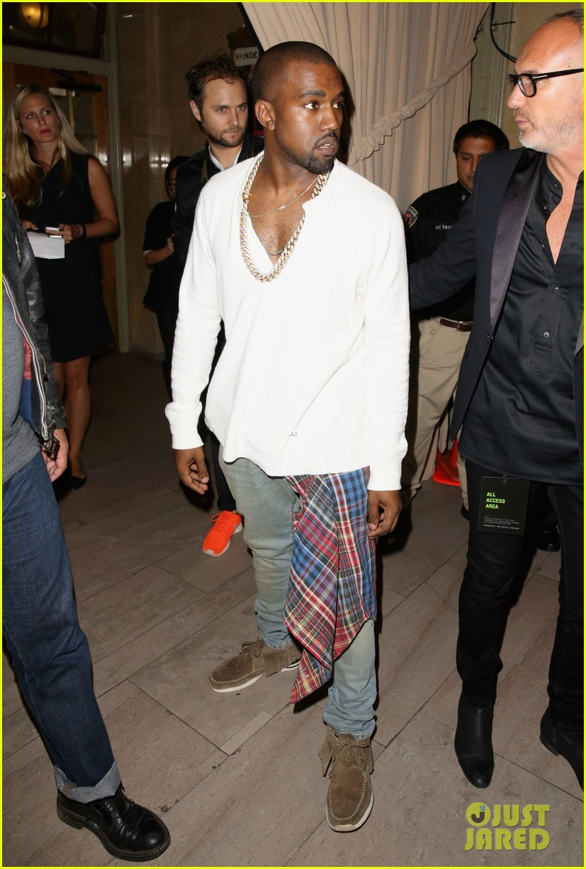 kanye west diesel black gold show after fallon surprise 17