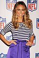 stacy keibler back to football fashion presentation 03