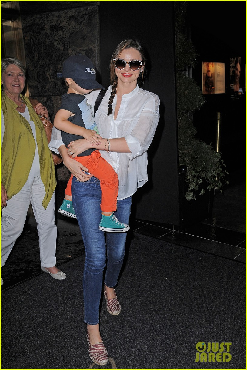 miranda kerr central park fun with flynn 012951302