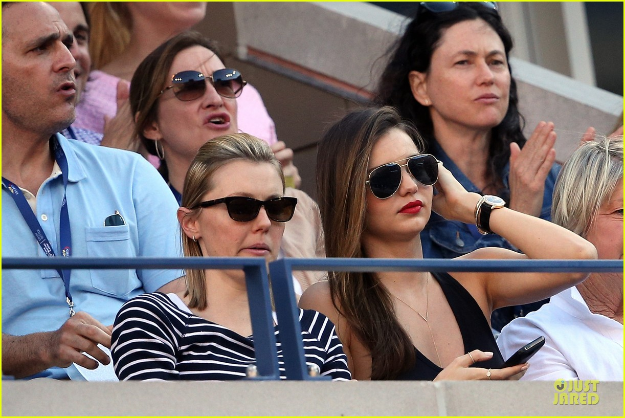 miranda kerr us open womens final spectator 032947472