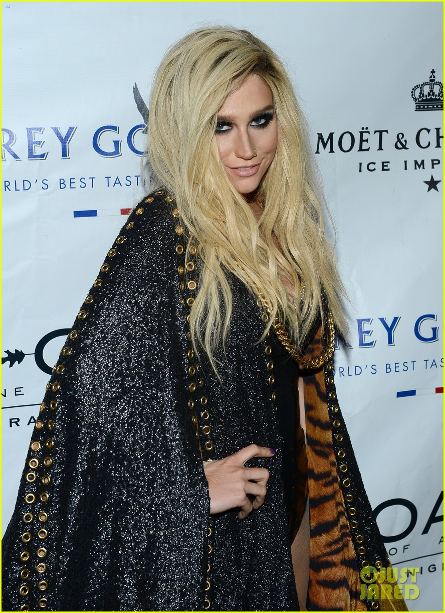 kesha 1 oak nightclub performance in vegas 112942330
