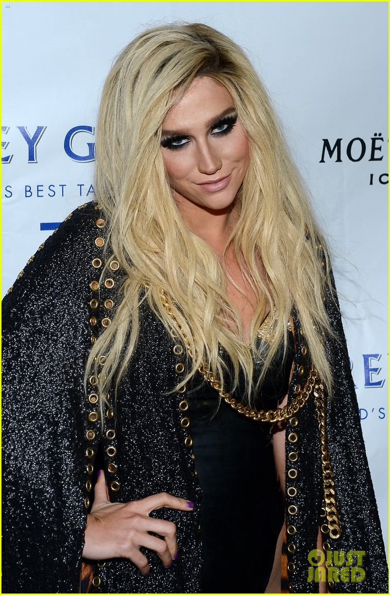 kesha 1 oak nightclub performance in vegas 122942331