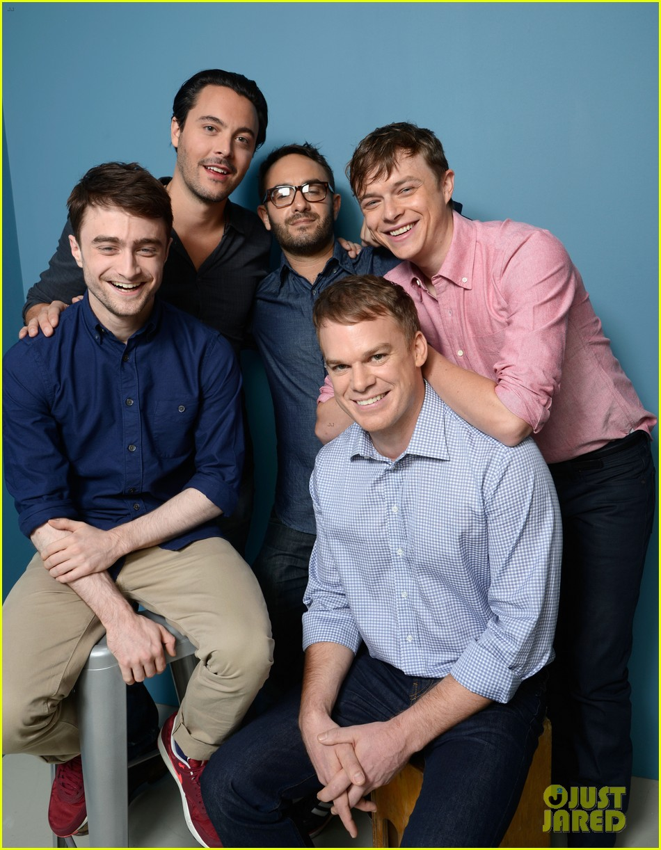 michael c hall daniel radcliffe kill your darlings tiff cast portraits 03