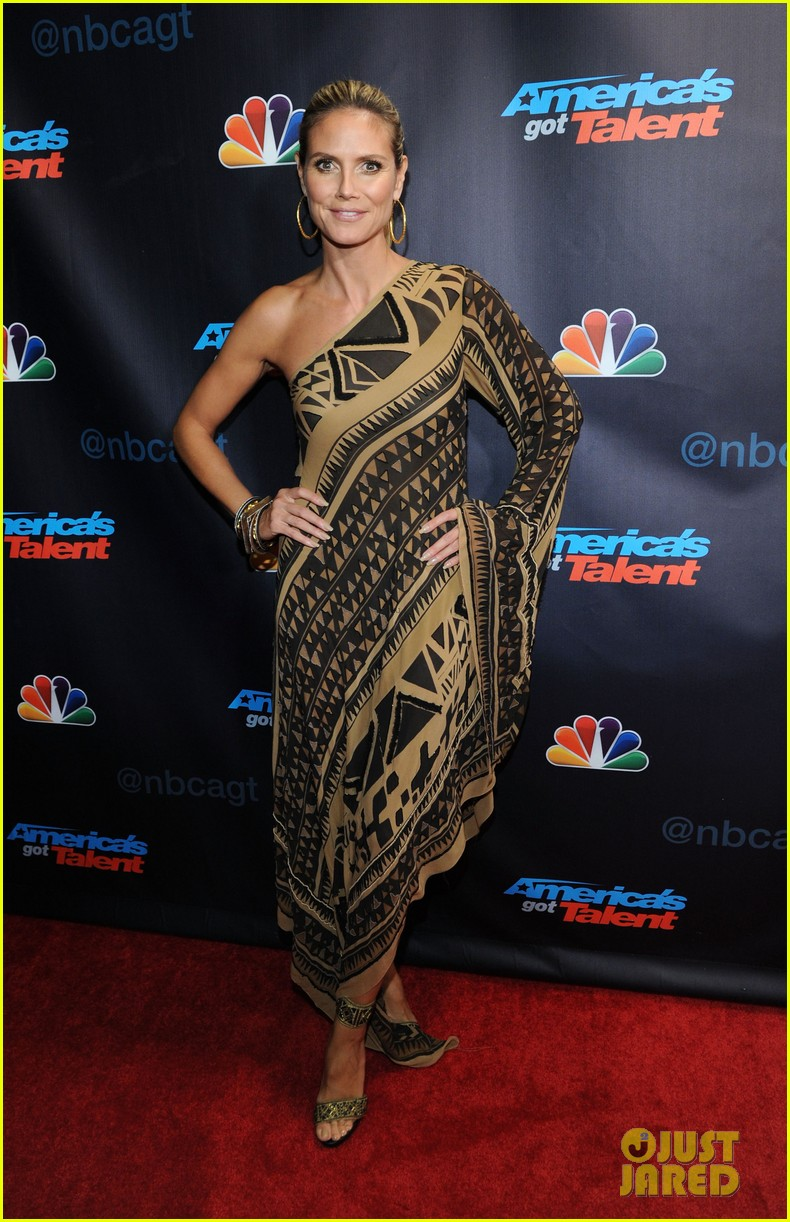 heidi klum americas got talent season finale show 19