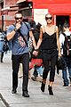 heidi klum martin kirsten soho morning stroll couple 02