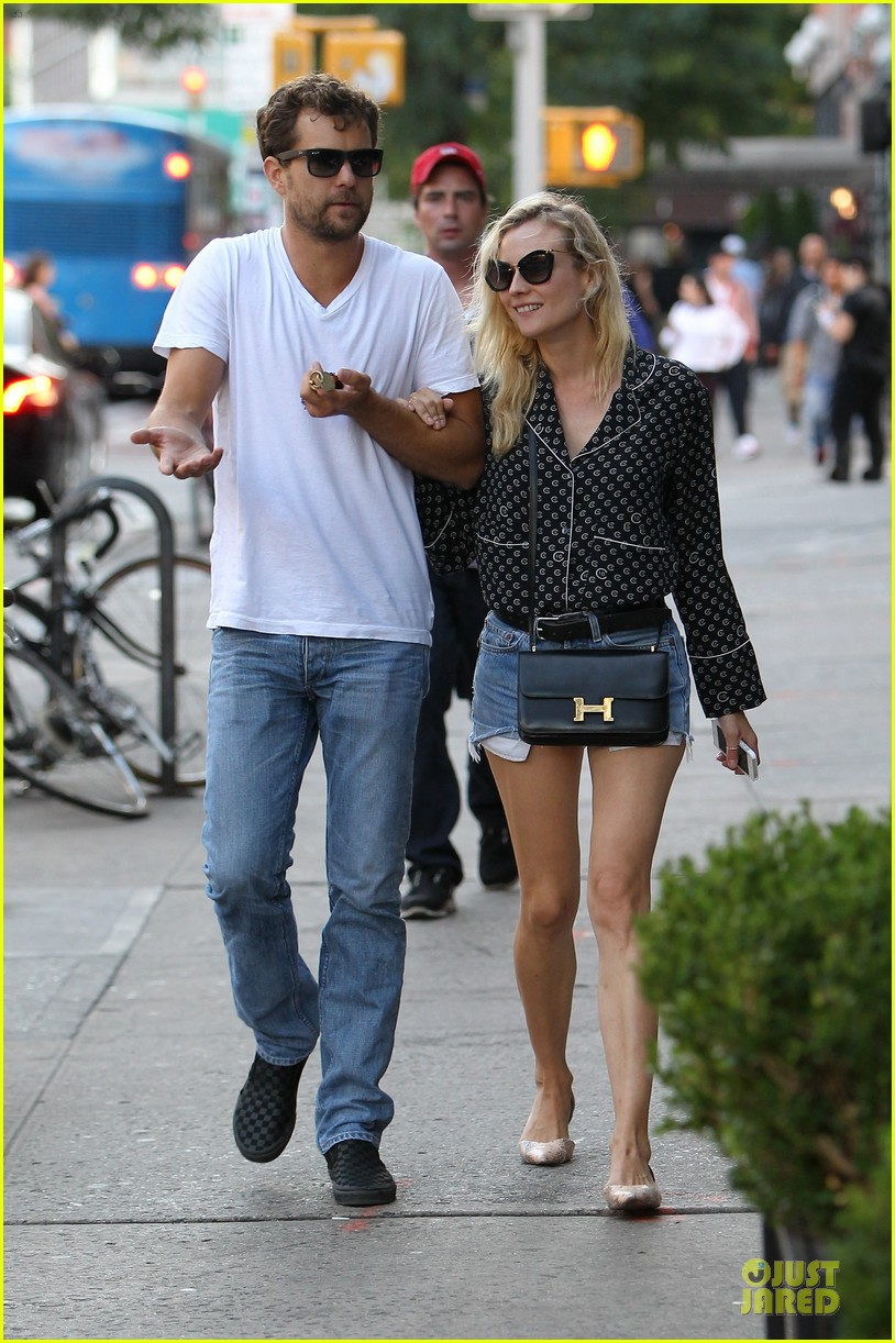diane kruger joshua jackson hook arms for nyc stroll 132956891