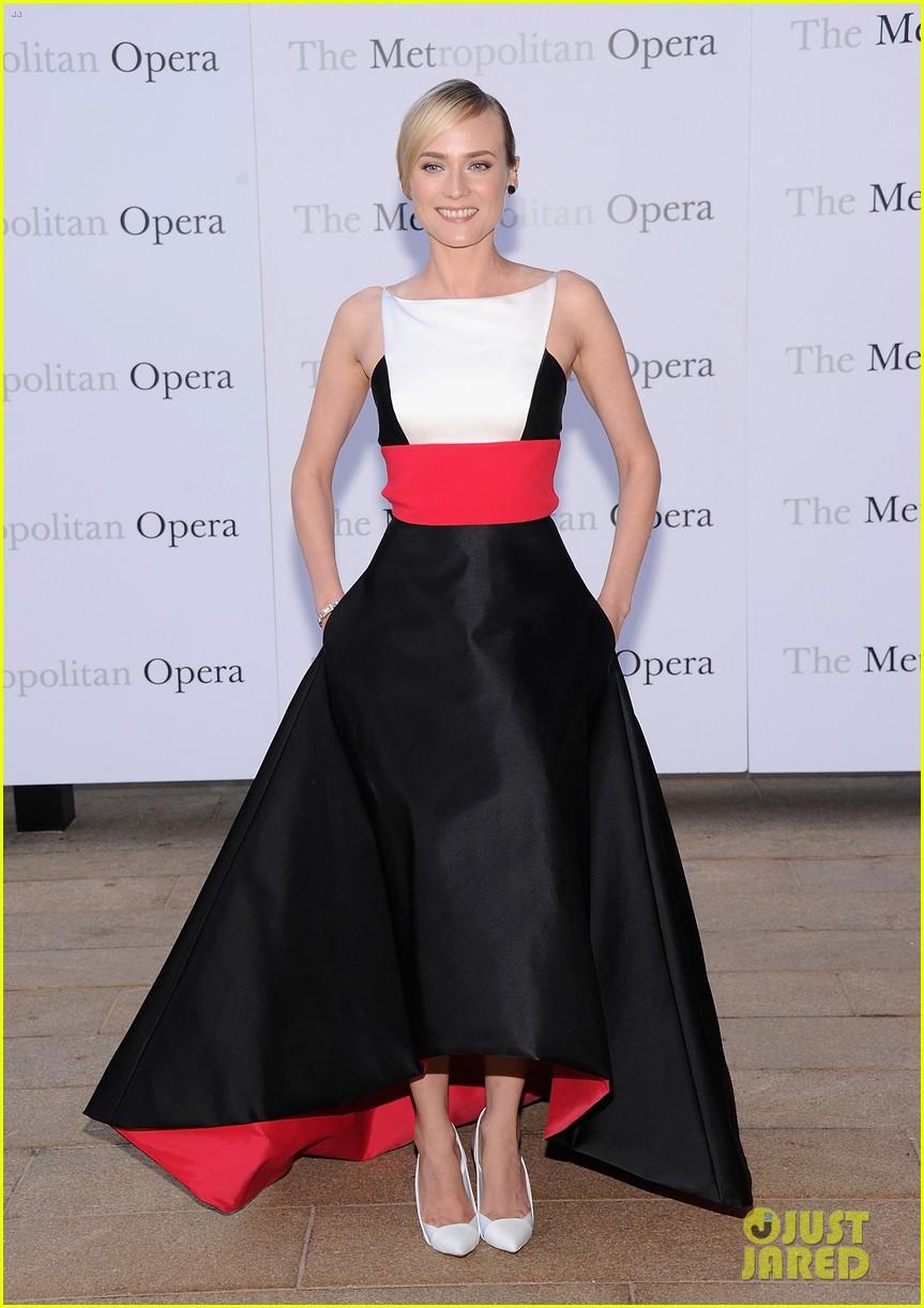 diane kruger metropolitan opera season opening 08