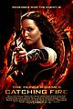jennifer lawrence new hunger games catching fire poster