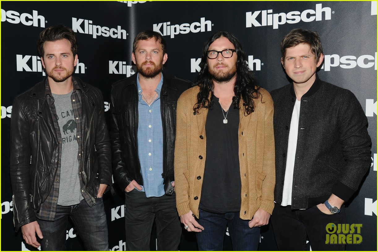 kings of leon performs live on good morning america 052959295