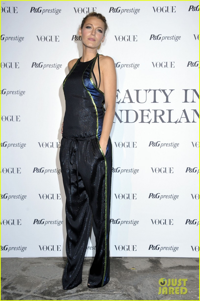blake lively cate blanchett beauty in wonderland event 09