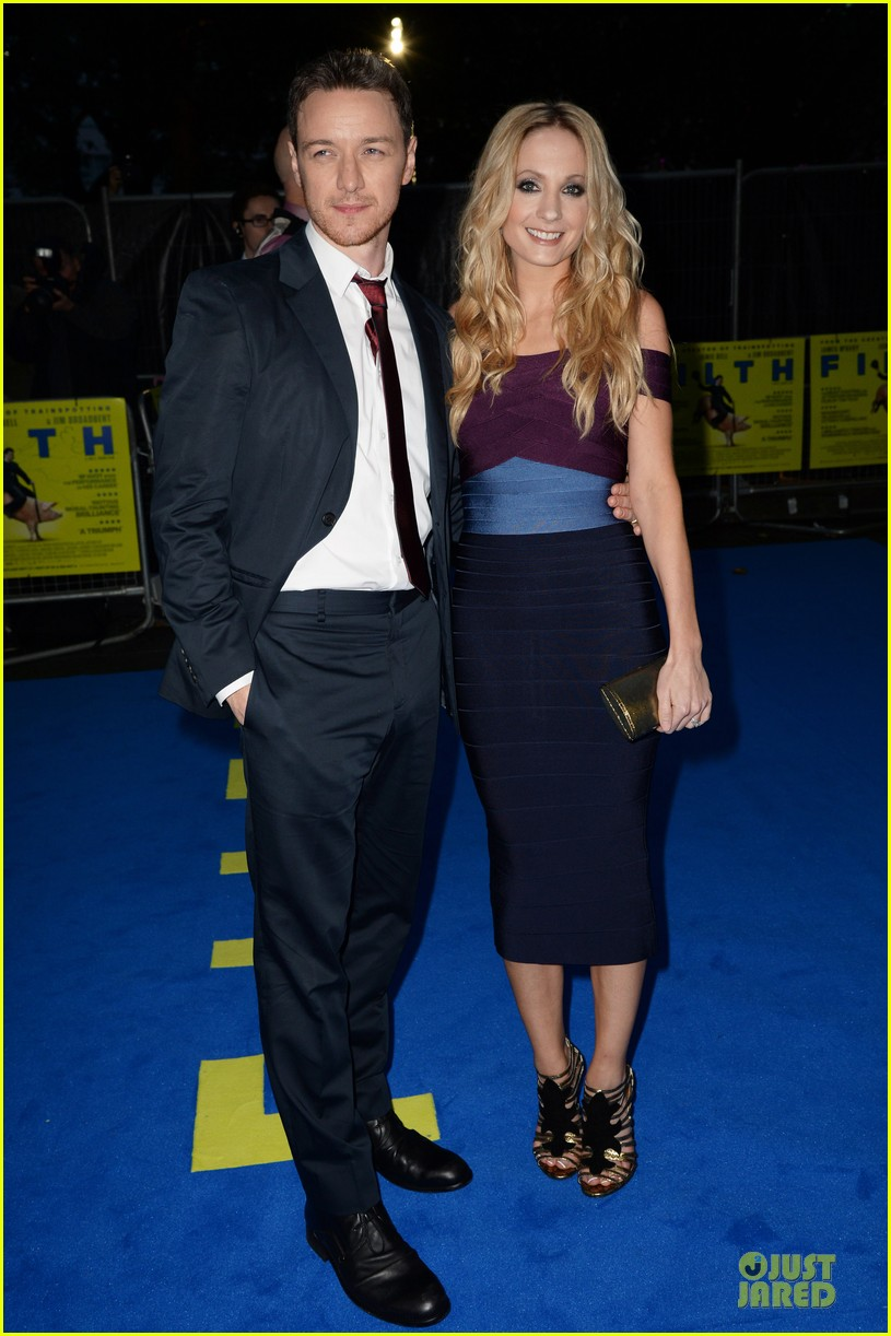 james mcavoy imogen poots filth london premiere 21