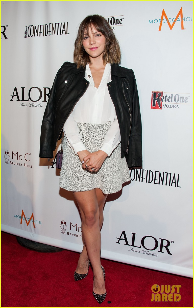 katharine mcphee morena baccarin la confidentials annual pre emmy kick off party 012955996