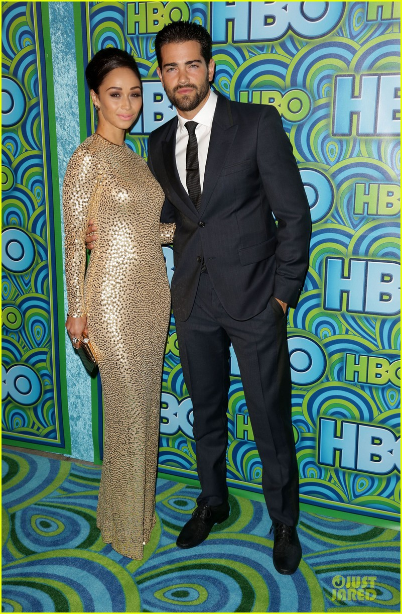 jesse metcalfe cara santana hbo emmys after party 2013 012958777