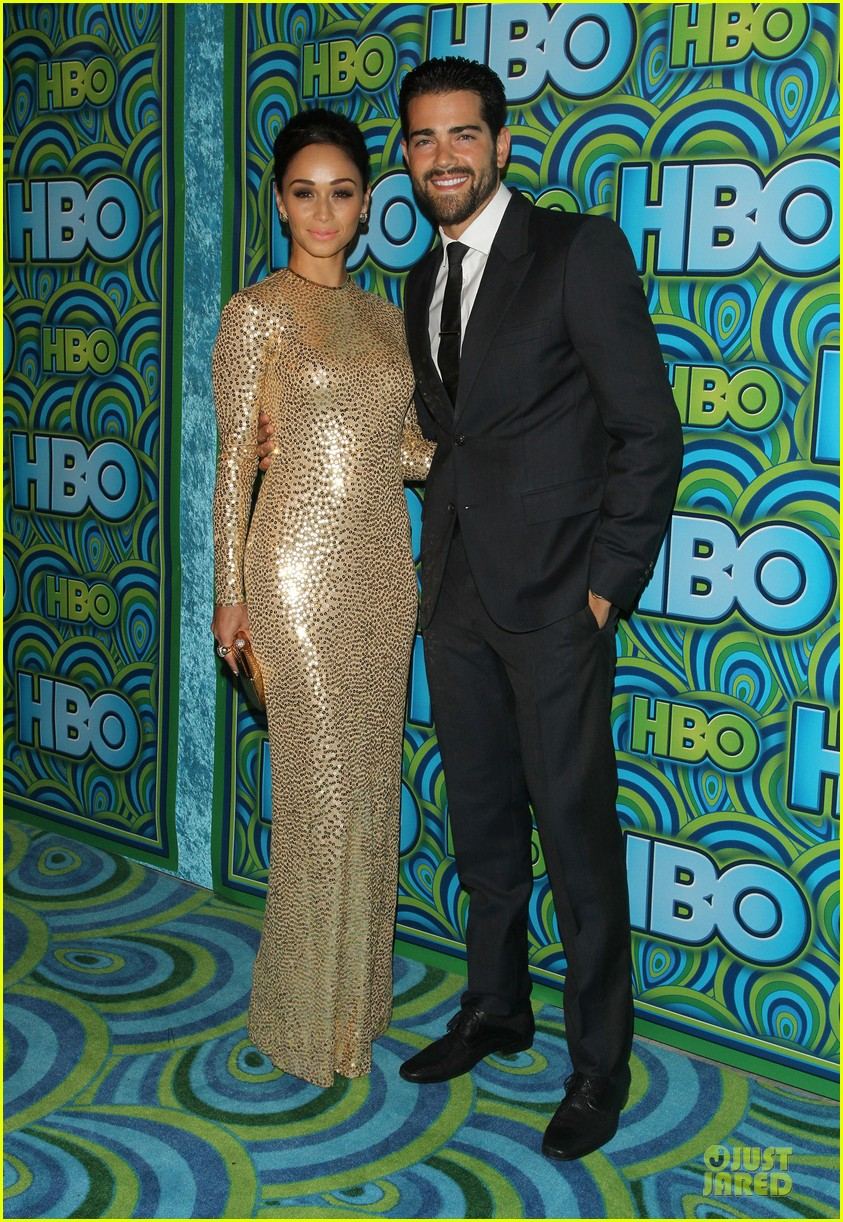 jesse metcalfe cara santana hbo emmys after party 2013 192958795