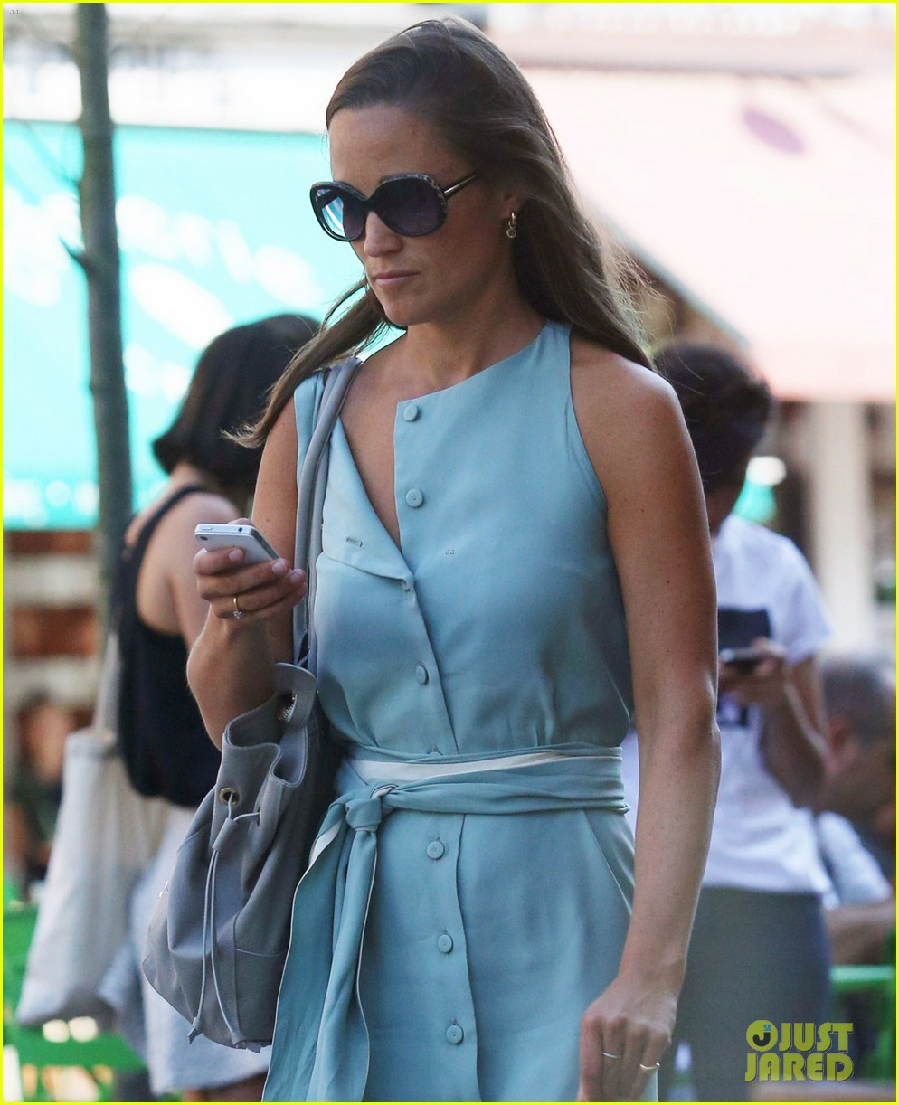 pippa middleton steps out after false engagement rumors 05