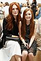 julianne moore allison williams reed krakoff fashion show 12