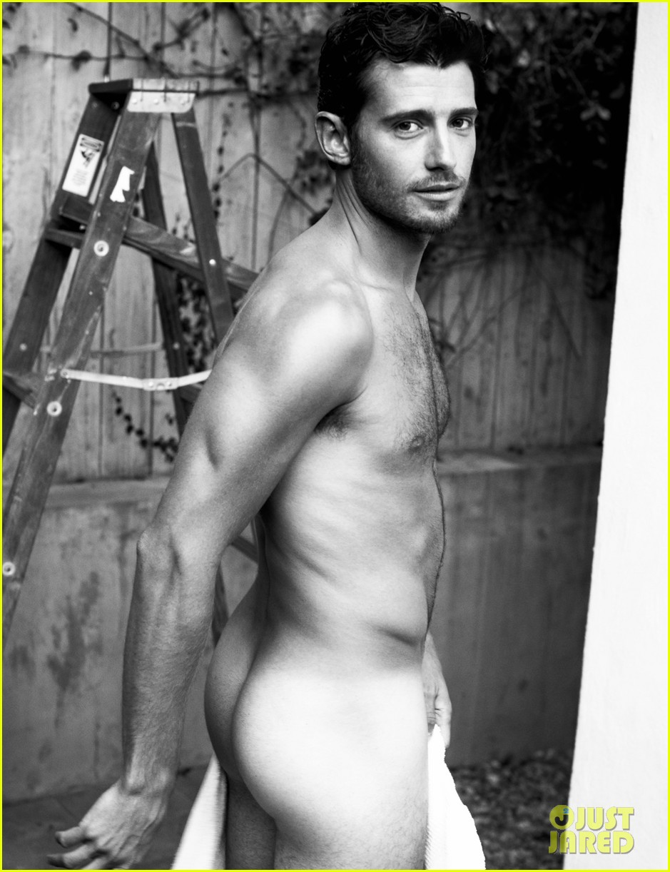 julian morris naked for wonderland mag full spread 01