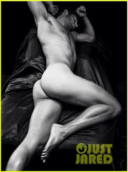 julian morris naked for wonderland mag full spread 032959190