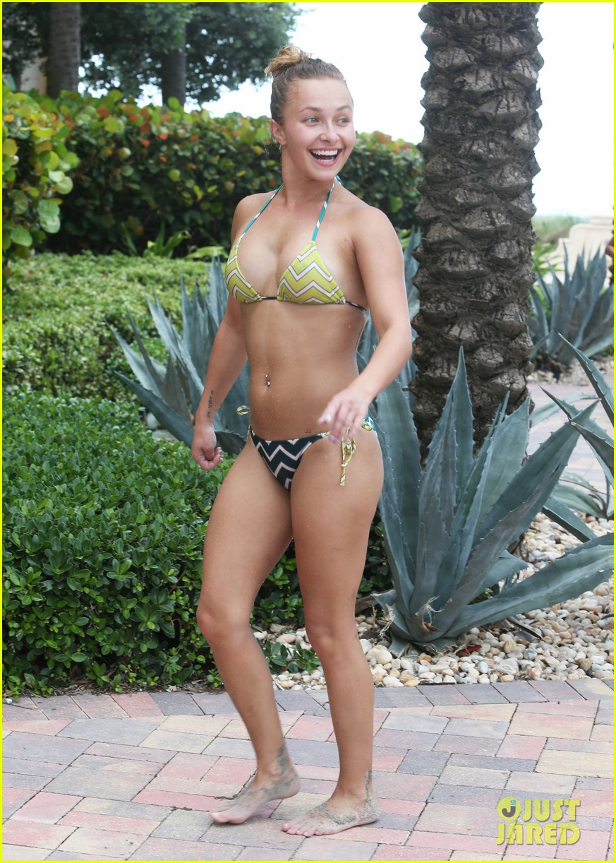 hayden panettiere bikini babe for labor day weekend 152941899