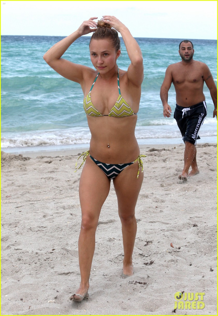 hayden panettiere bikini babe for labor day weekend 18