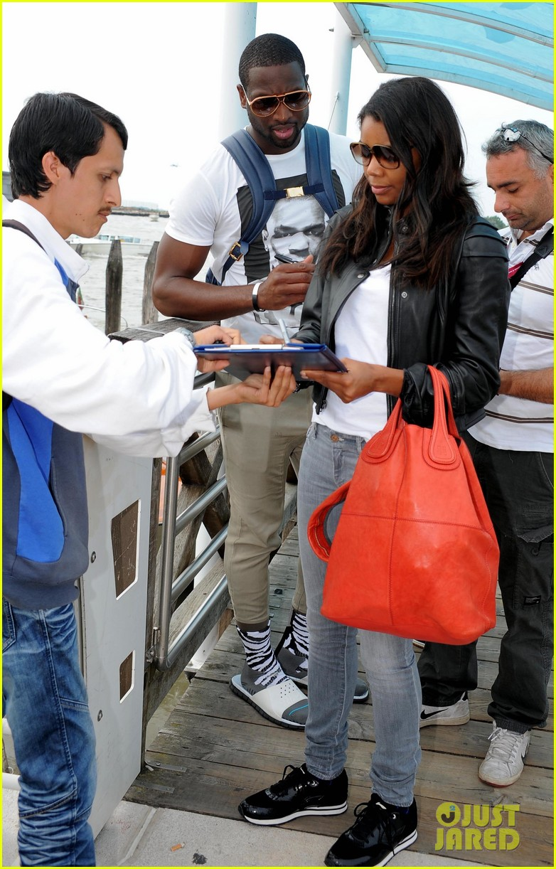 freida pinto gabrielle union leave venice after festival fun 012942115