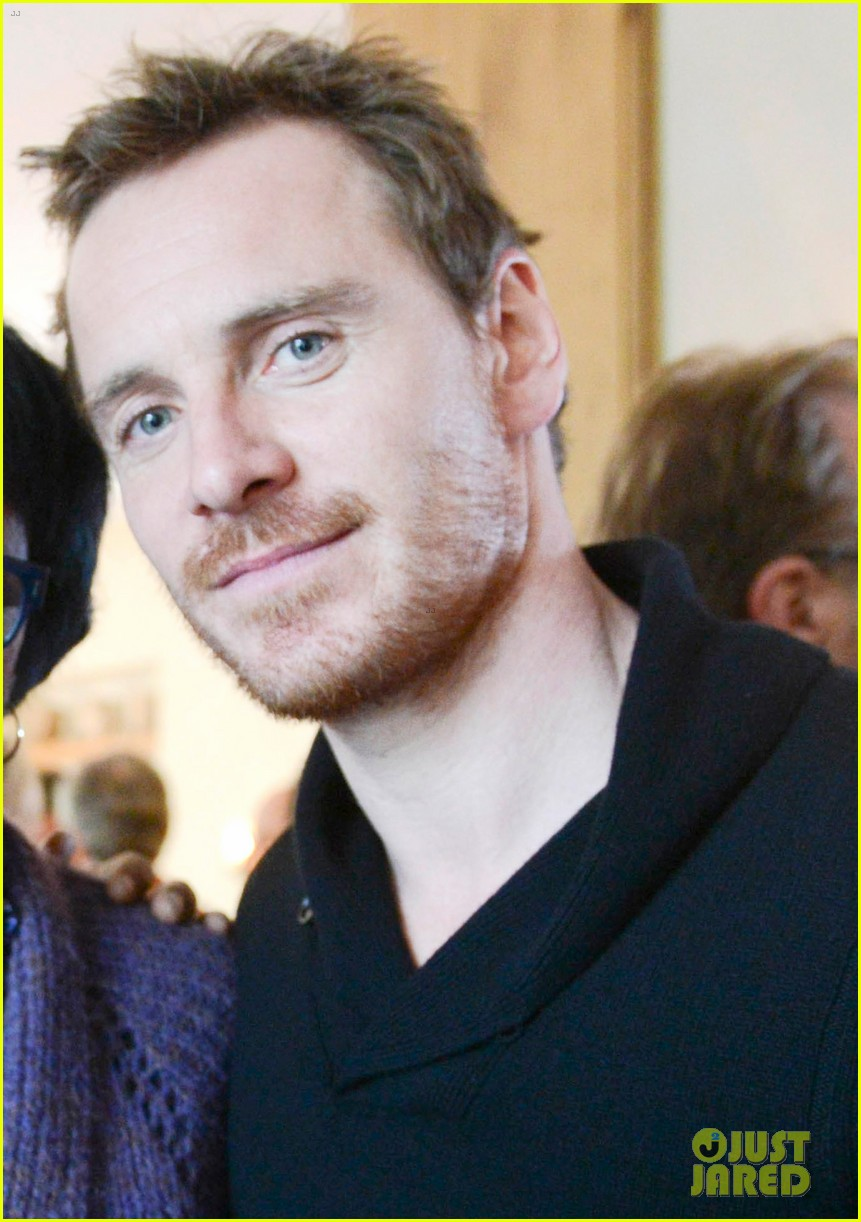 brad pitt michael fassbender ampas party in telluride 02