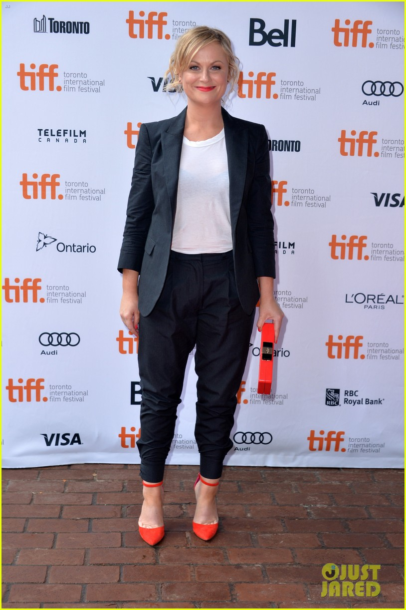 amy poehler you are here premiere at toronto film festival 01