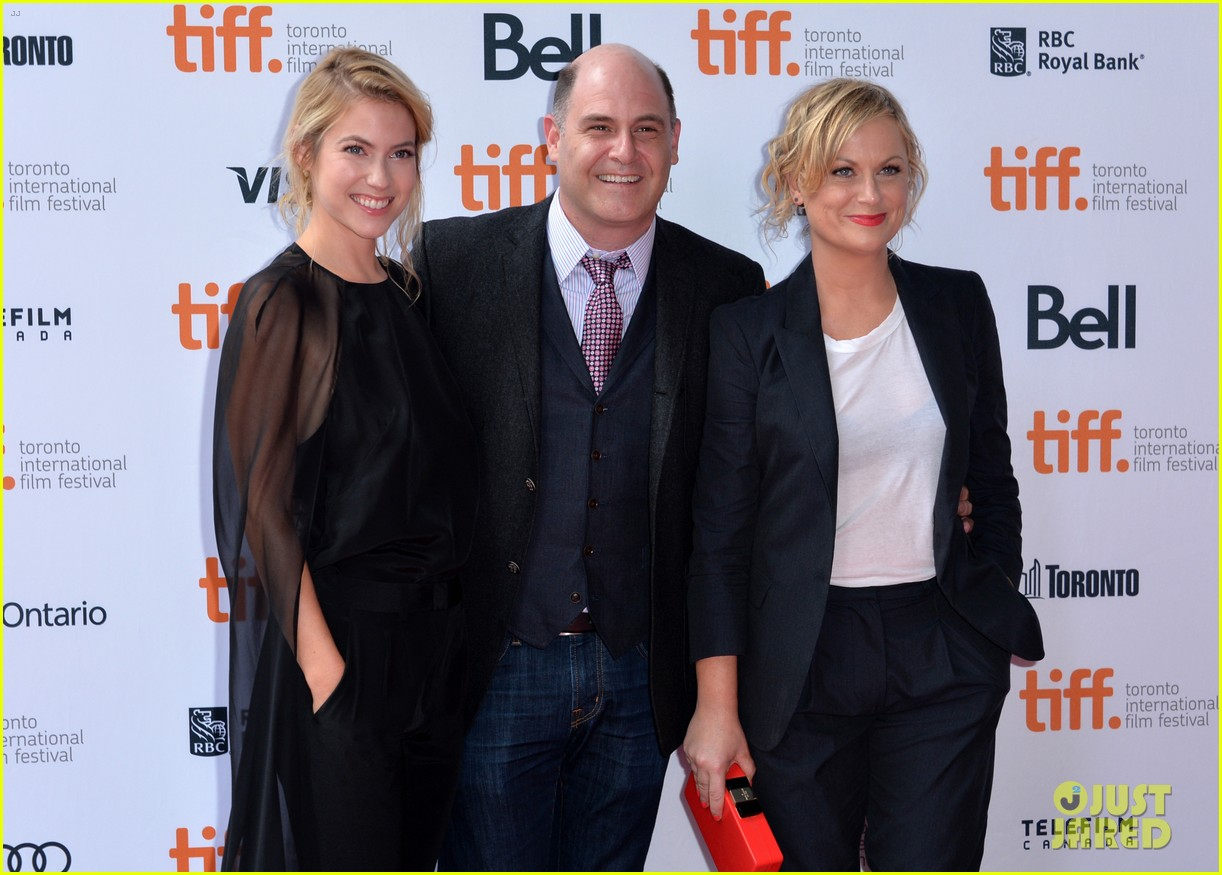 amy poehler you are here premiere at toronto film festival 13