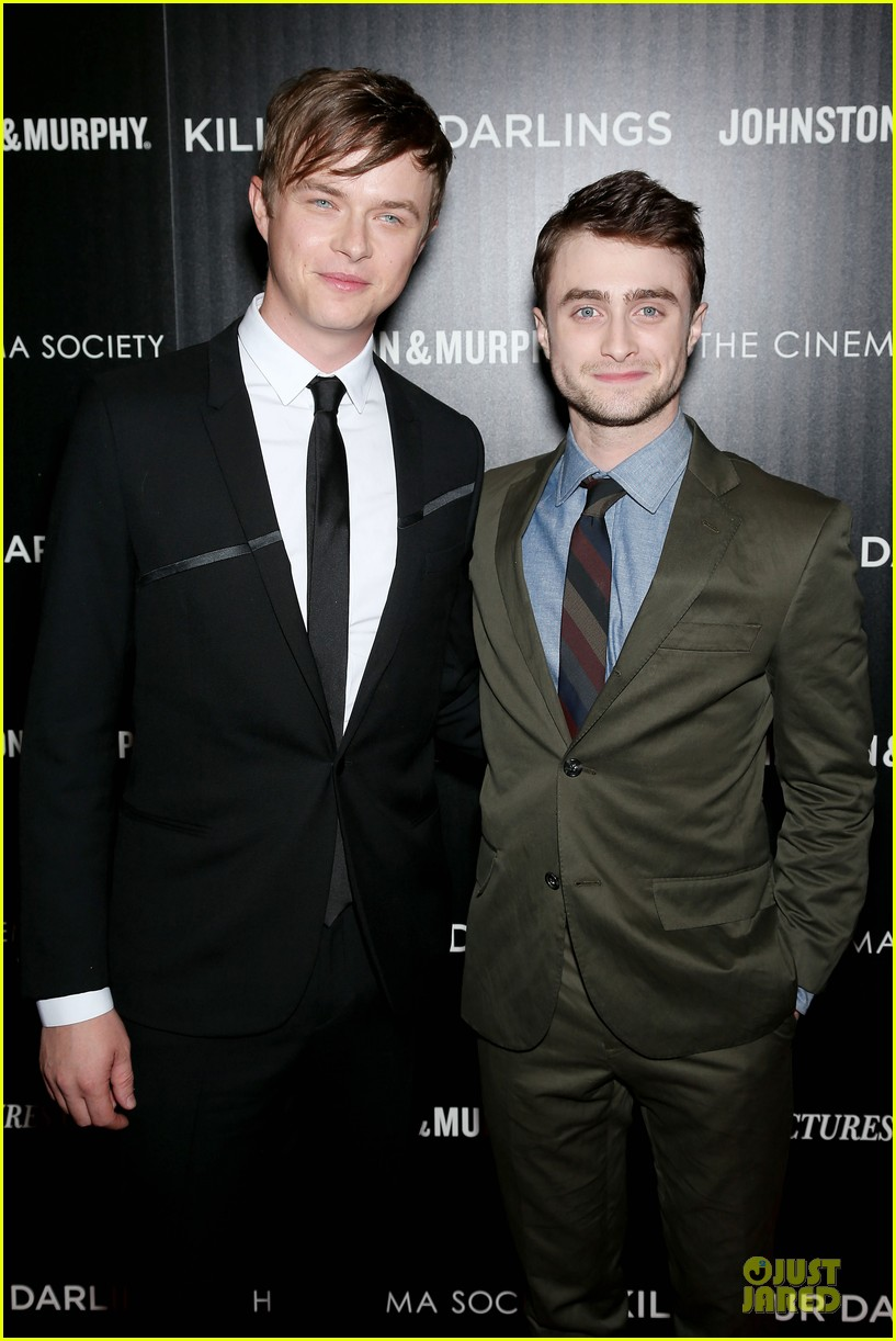 daniel radcliffe dane dehaan kill your darlings screening 02