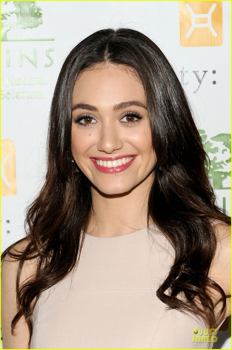emmy rossum origins smartyplants event host 18