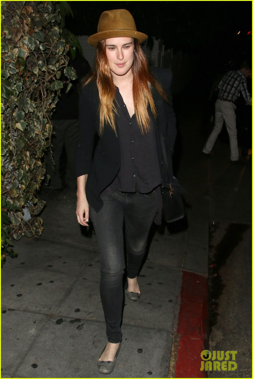 rumer willis chateau marmont after hawaii five 0 filming 04