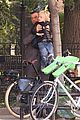 liev schreiber suits up for bike ride with his boys 13