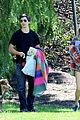 amanda seyfried justin long weekend outing with finn 06