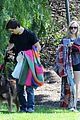 amanda seyfried justin long weekend outing with finn 08