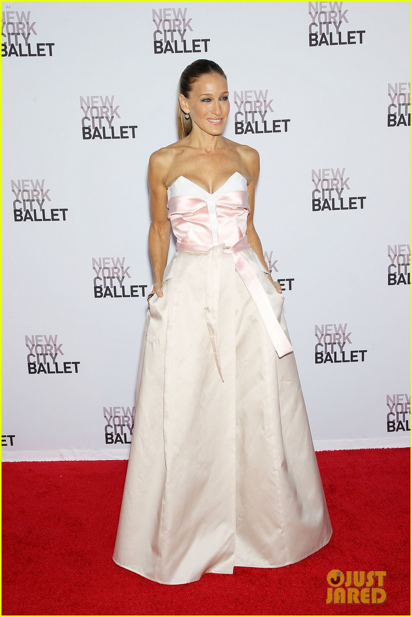 sarah jessica parker drew barrymore nyc ballet gala 152955719
