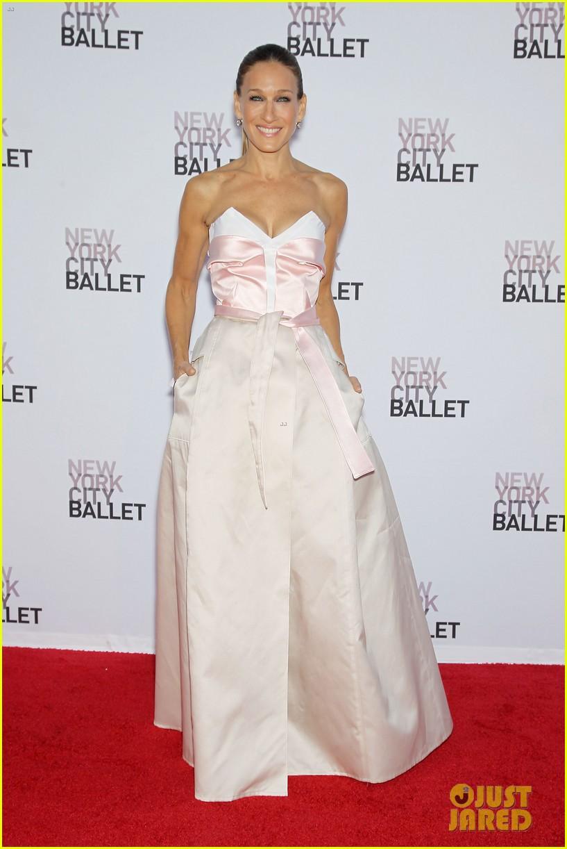 sarah jessica parker drew barrymore nyc ballet gala 16