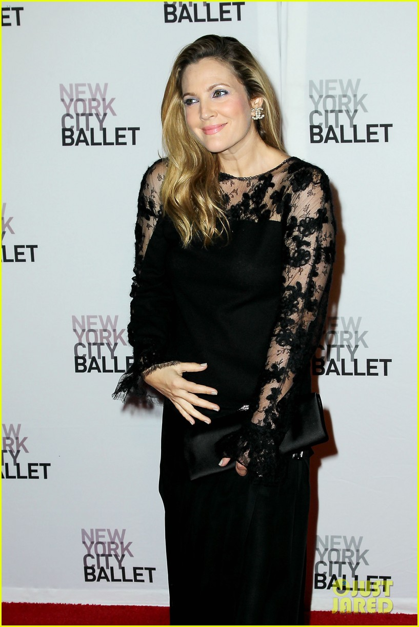 sarah jessica parker drew barrymore nyc ballet gala 232955727