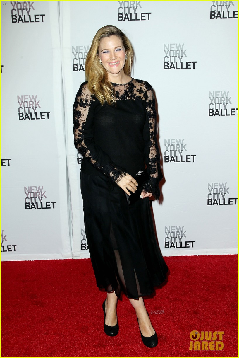sarah jessica parker drew barrymore nyc ballet gala 252955729