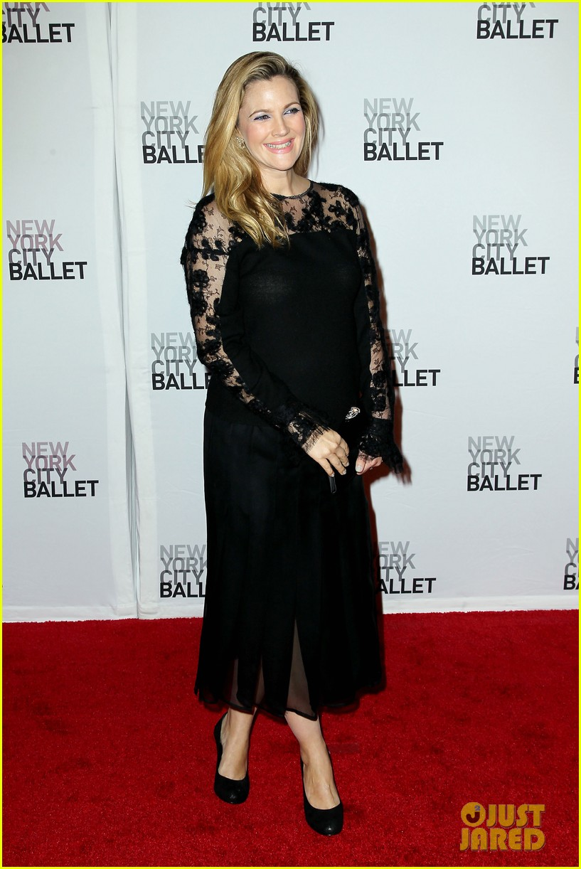 sarah jessica parker drew barrymore nyc ballet gala 262955730