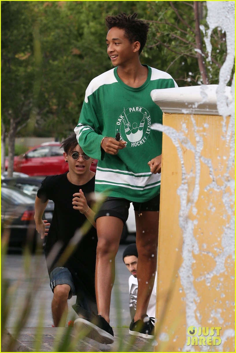 jaden smith moises arias run for sushi 10